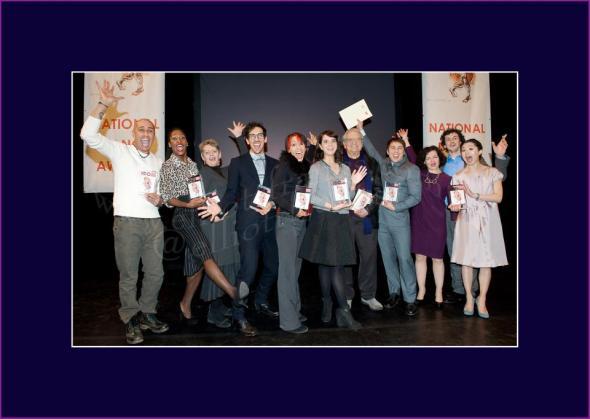 NDA Winners 2012